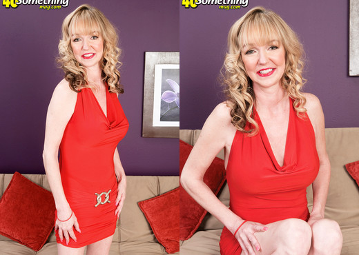 Janee Diamond Is A Cocks Best Friend - 40 Something Mag - MILF Sexy Photo Gallery