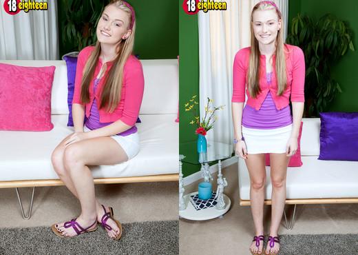 Cassidy Ryan - Tight Blonde - 18eighteen - Teen Nude Pics