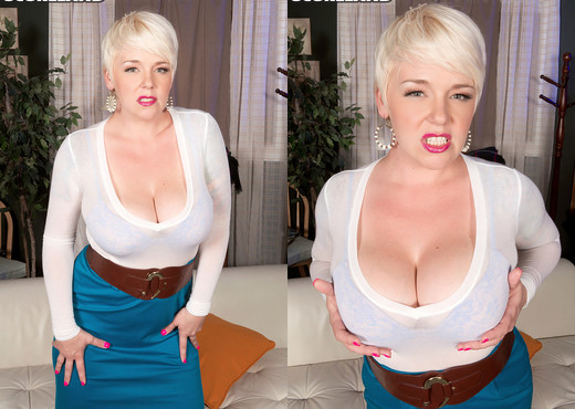 Missy Monroe - Anal Cream For A Blonde Cum Collector - Boobs Porn Gallery