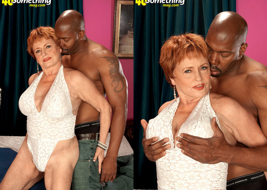 Valerie - A Birthday Gift That Keeps On Giving - MILF Porn Gallery