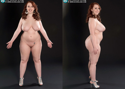 Felicia Clover - Anatomy Of A Voluptuous Girl - ScoreLand - Boobs Nude Pics