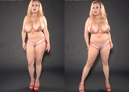 Liza Biggs - Wet & Messy Sploshing - ScoreLand - Boobs Nude Gallery