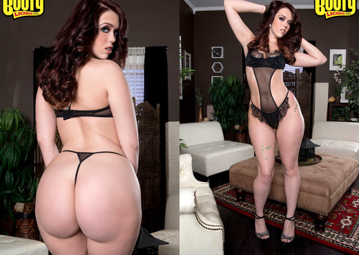 Ryan Smiles - From Newbie To Booty - Naughty Mag - Amateur TGP