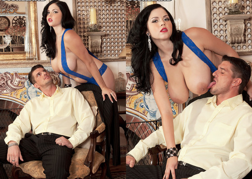 Shione Cooper - Hot As Hell - ScoreLand - Boobs Nude Gallery