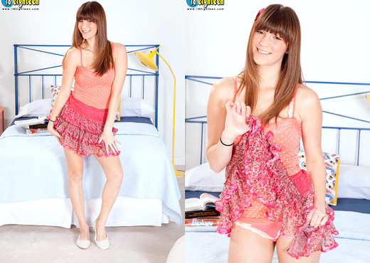 Holly Michaels - The Best Gift - 18eighteen - Teen Picture Gallery