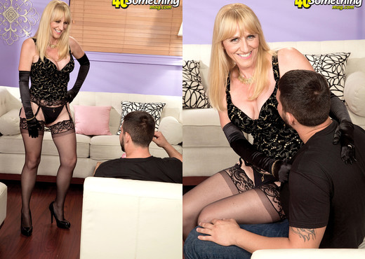 Kay Kummingz - Kay...more Than Just A Great Blow Job - MILF Sexy Gallery