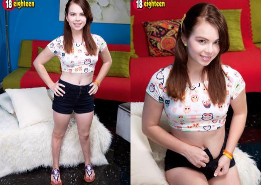 Jennifer Matthews - Blue-eyed Pixie - 18eighteen - Teen Porn Gallery