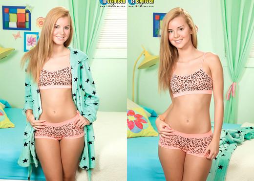 Jessi Rogers - Hot Little Holes - 18eighteen - Teen TGP