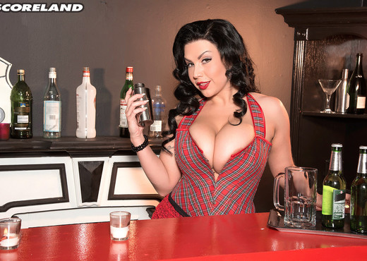 Sheridan Love - Shaken, Stirred & Sexed - ScoreLand - Boobs Sexy Gallery