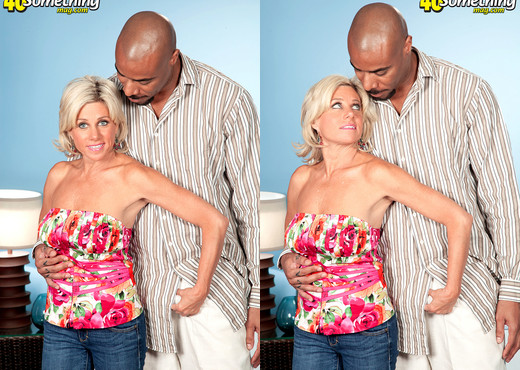Payton Hall - A Big, Black Cock For The Little Lady - Interracial Sexy Photo Gallery