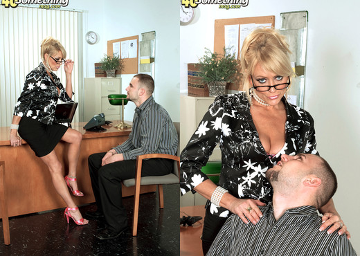 Natasha - Now Thats Customer Service! - 40 Something Mag - MILF HD Gallery