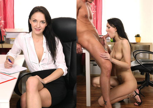We Like To Suck - Belle Claire - Hardcore Image Gallery