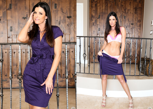 India Summer - Mommy Blows Best - Blowjob Image Gallery