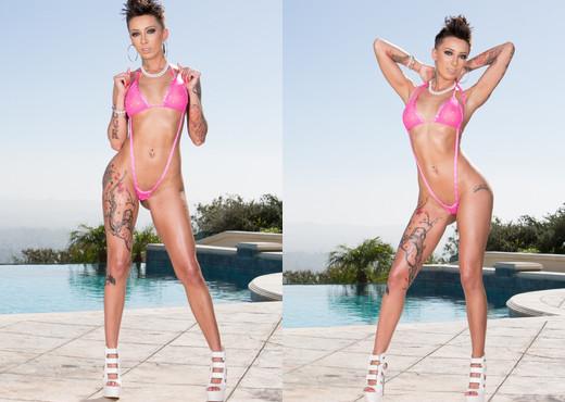 Bella Bellz Big Booty Slut Gets An Anal Workout - Anal HD Gallery