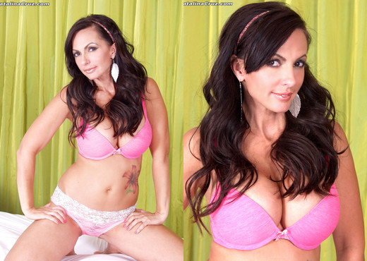 Catalina Cruz plays Barbie and pulls down her panties - Pornstars Nude Pics