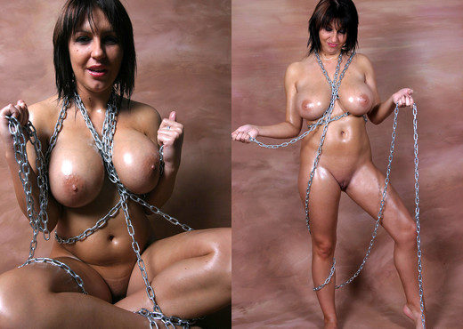 Kora Kryk in Chains - My Boobs - Boobs Hot Gallery