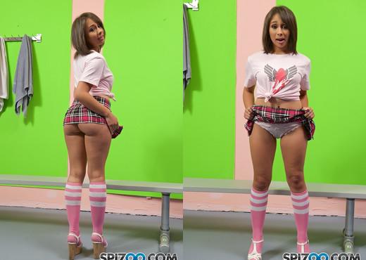 Athena Summers Grade - Sexy school girl hard fucked - Spizoo - Blowjob TGP