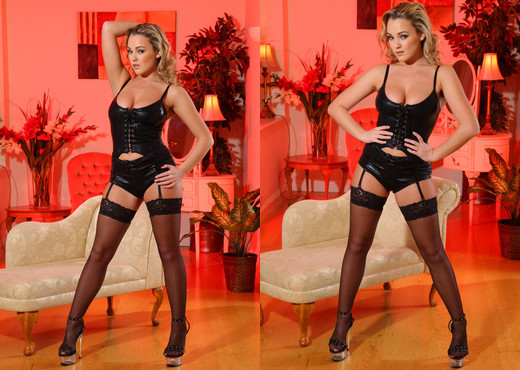 Jodie Gasson - Jg Red - Strictly Glamour - Solo Hot Gallery