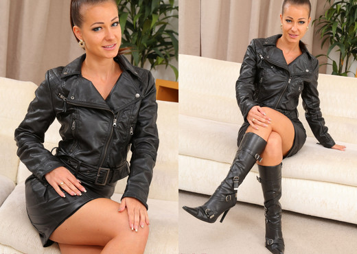 Kristina Leather - Strictly Glamour - Solo TGP