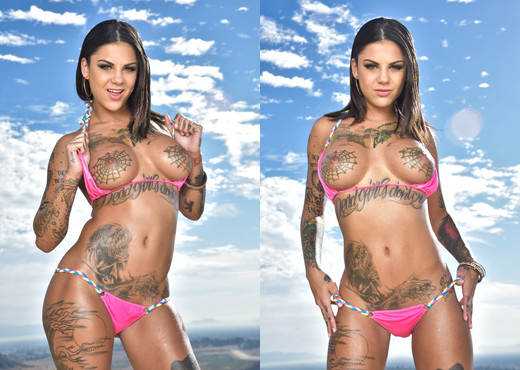 Bonnie Rotten - HardX - Solo Sexy Photo Gallery
