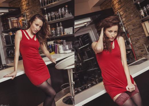 Sophia Smith - Chica - Sophia's Sexy Legwear - Solo Porn Gallery