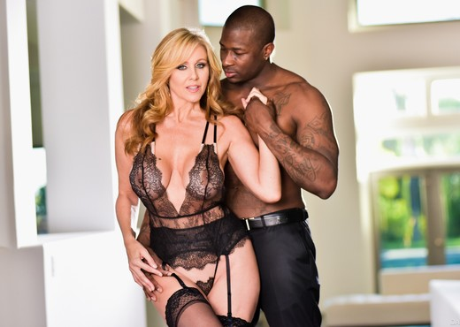 Julia Ann & Rob Piper - DarkX - Interracial Nude Pics