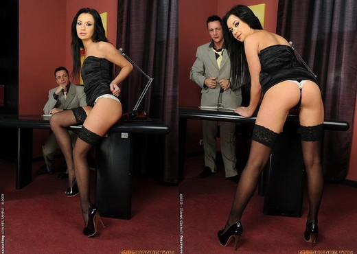 Lyanna Fucked Anally - Fassinating - Anal Image Gallery