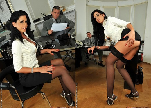 Larissa Dee Anal Sex - Fassinating - Anal Nude Pics