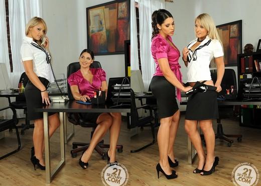 Zafira, Lana S - 21 Sextury - Lesbian Hot Gallery