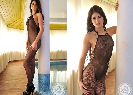 Nessa Shine - 21 Sextury - Anal Nude Gallery