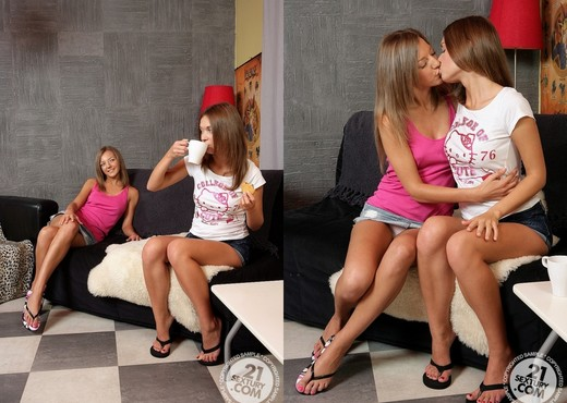 Ava, Inna - 21 Sextury - Lesbian HD Gallery