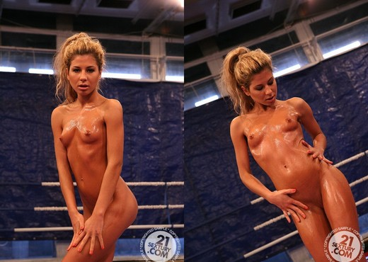 Ioana VS Babette - 21 Sextury - Lesbian Nude Gallery