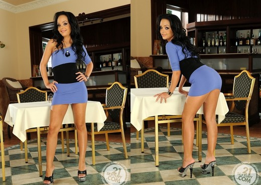 Angelina Wild - 21 Sextury - Hardcore Sexy Gallery