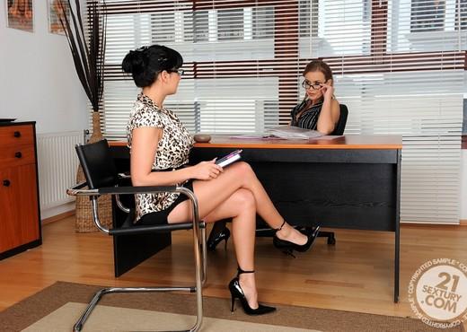 Colette W., Alison Star - Lesbian HD Gallery