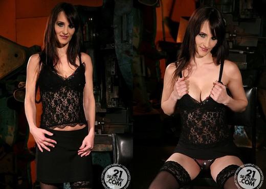 Mandy Bright, Aleksandra Black - BDSM Nude Gallery