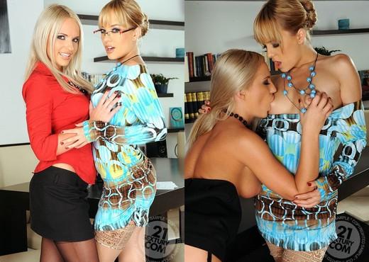 Blue Angel, Britney - 21 Sextury - Lesbian Hot Gallery