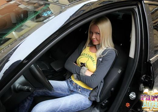 Anal Teen Bella - blonde anal and ass cumshot - Anal TGP