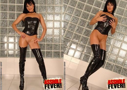 Kleopatra Cazso - Asshole Fever - Hardcore Image Gallery