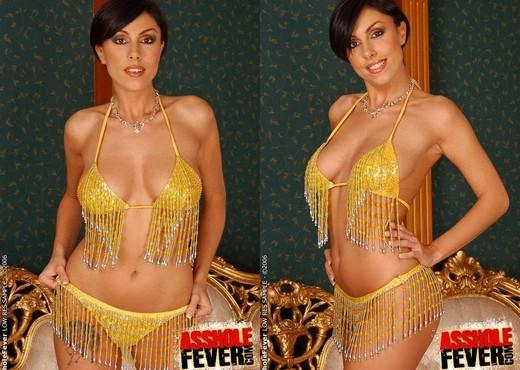 Eva Black - Asshole Fever - Hardcore Nude Gallery