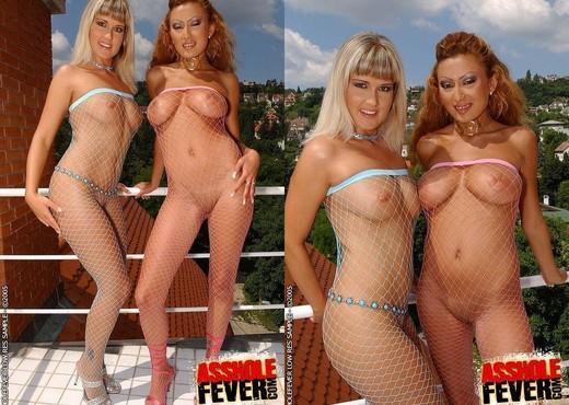 Niki Montana & Trisha FFM Anal Threesome - Hardcore Sexy Gallery