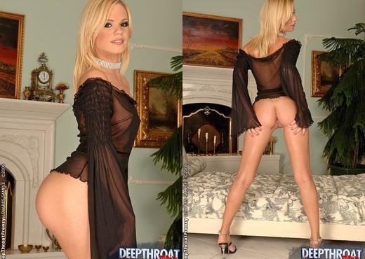 Cherie - Deepthroat Frenzy - Blowjob Nude Gallery