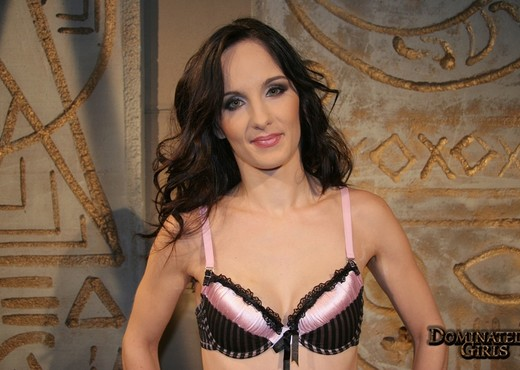 Dominated Girl Aleksandra Black Fucked Anally - BDSM Nude Pics