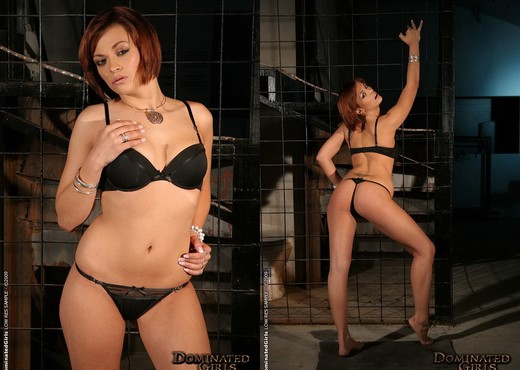 Dominated Girl Ella Brawen Fucked - BDSM Image Gallery