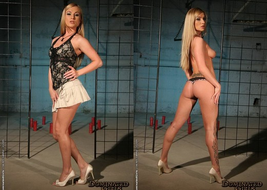 Dominated Girl Steffie Fucked - BDSM TGP
