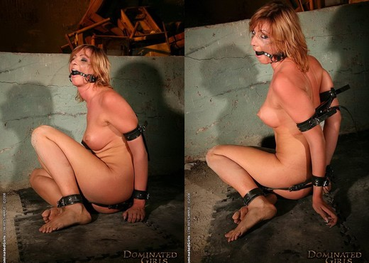 Dominated Girl Gabriella May Fucked - BDSM Porn Gallery