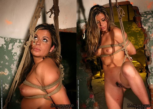 Dominated Girl Afrodithe Fucked - BDSM Hot Gallery
