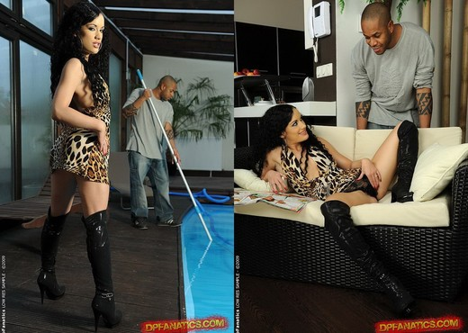 Penelope Tiger Double Fucked - Hardcore Sexy Gallery