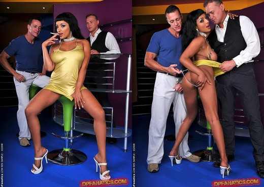 Luna Lux Double Penetrated - Hardcore Sexy Gallery