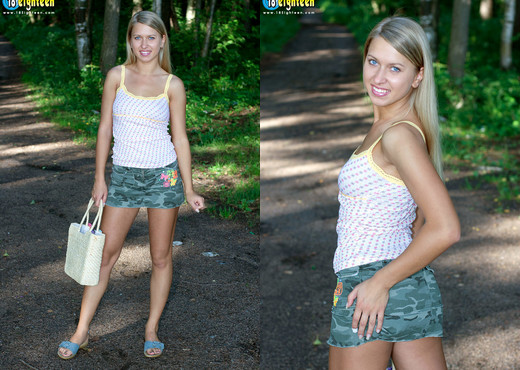 Riana - A Walk To Remember - 18eighteen - Teen Image Gallery