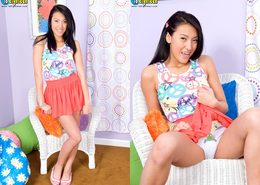 Jayden Lee - Anal-loving Asian - 18eighteen - Teen Sexy Photo Gallery
